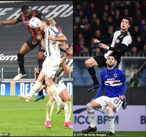 Chelsea loanee, Fikayo Tomori breaks Cristiano Ronaldo