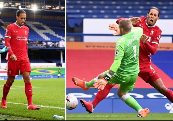 Virgil van Dijk rules himself out of European Championships as the Netherlands defender targets pre-season Liverpool comeback