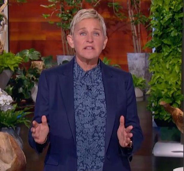 Ellen DeGeneres to end her talk show amid