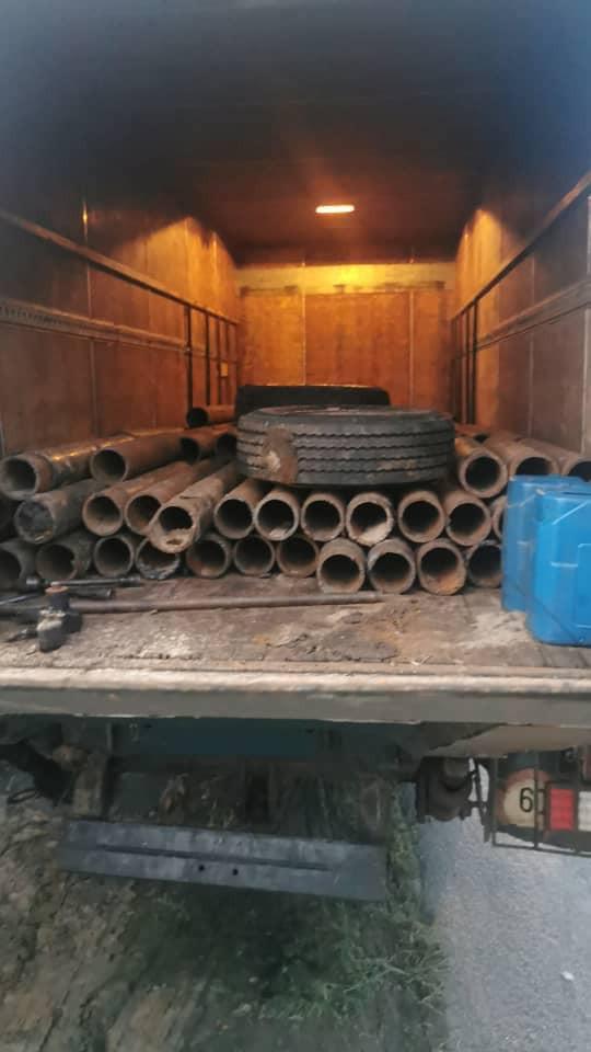 Police arrest five suspected pipeline vandals in Delta