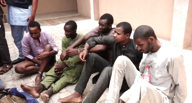 Foreigner who sold over 450 rifles to bandits and 4 others arrested in Zamfara