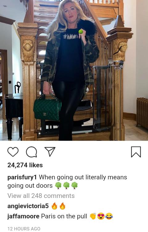 Fury's Wife