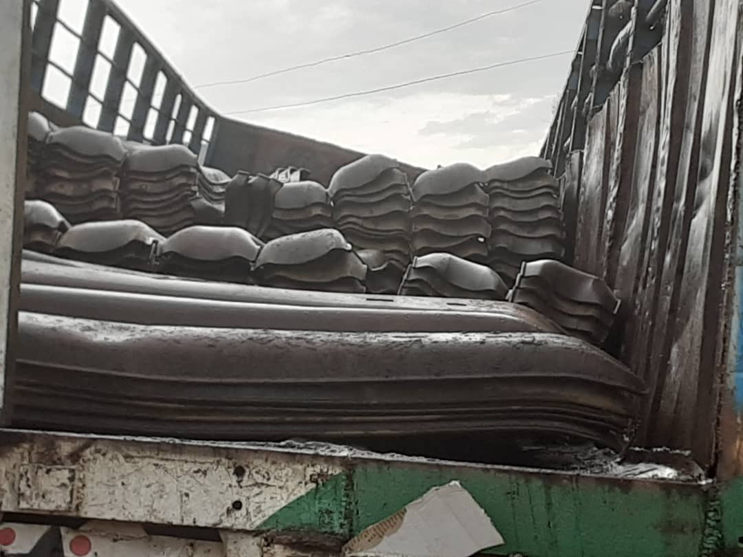 5 suspected rail track thieves arrested in Kaduna