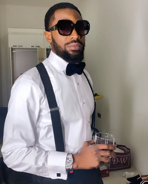 I?m born again - D?banj says as he narrates how God blessed him with two kids after he lost his first child (video)