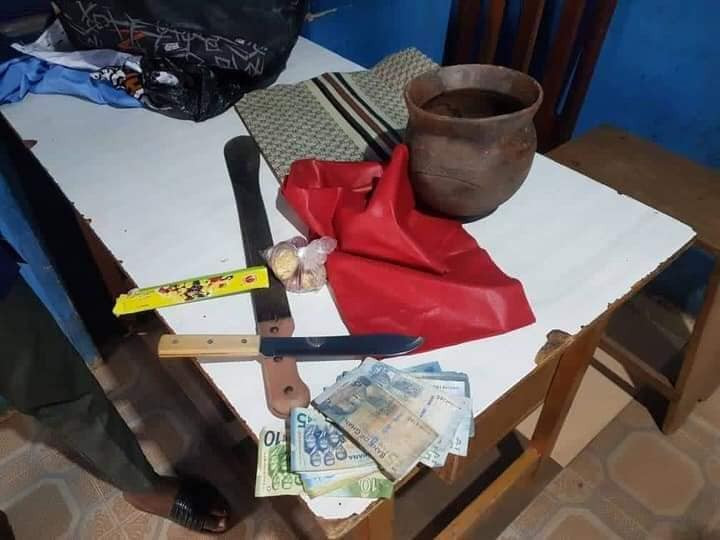 Man arrested attempting to kill his 13-year-old nephew for money ritual