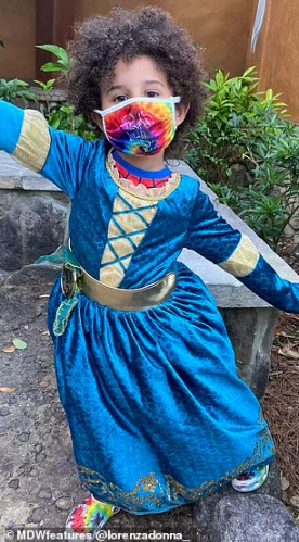 Mum Reveals she is Teaching her 4-year-old Son to use Gender-neutral Words and Urges him to Wear Dresses to School in a bid to 'Break Stereotypes'