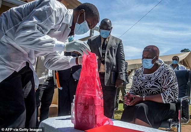 Malawi destroyed over 20,000 expired AstraZeneca Vaccines (photos)