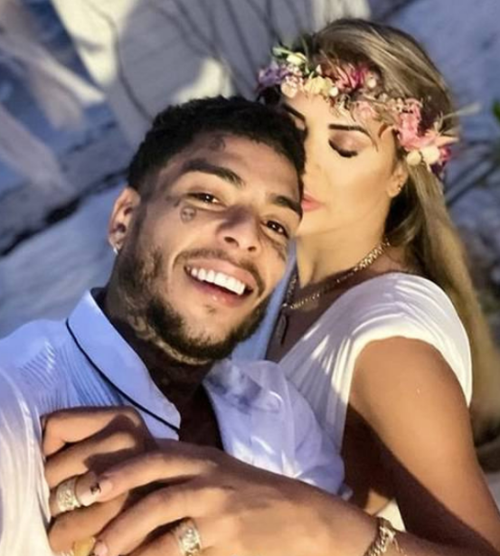 Newlywed Brazilian singer MC Kevin fell to his death from a hotel balcony after panicking that his wife was about to catch him having a threesome