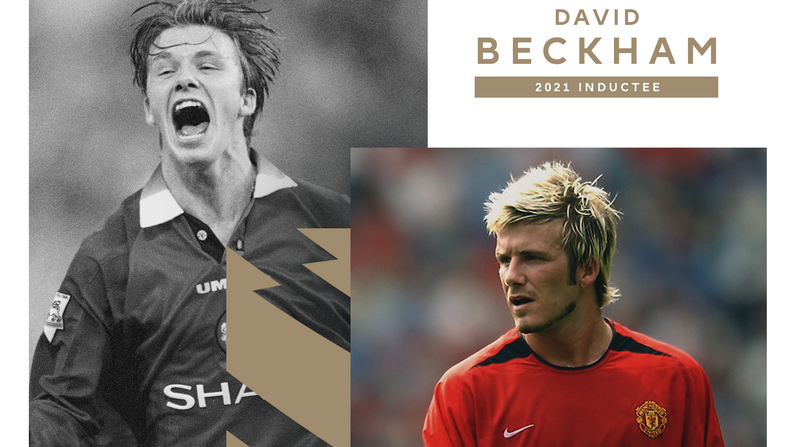 Steven Gerrard and David Beckham inducted into Premier League Hall of Fame