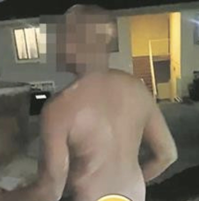 Man beaten up and dragged naked after being caught sleeping with a married woman