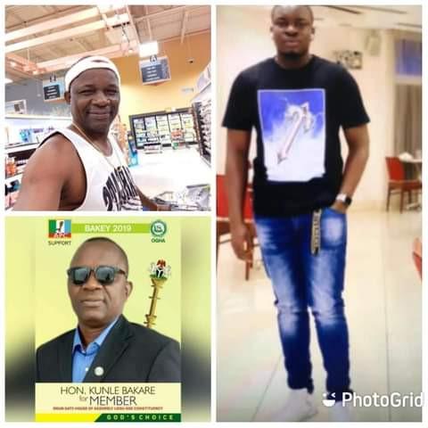 Son of Senator Amosun