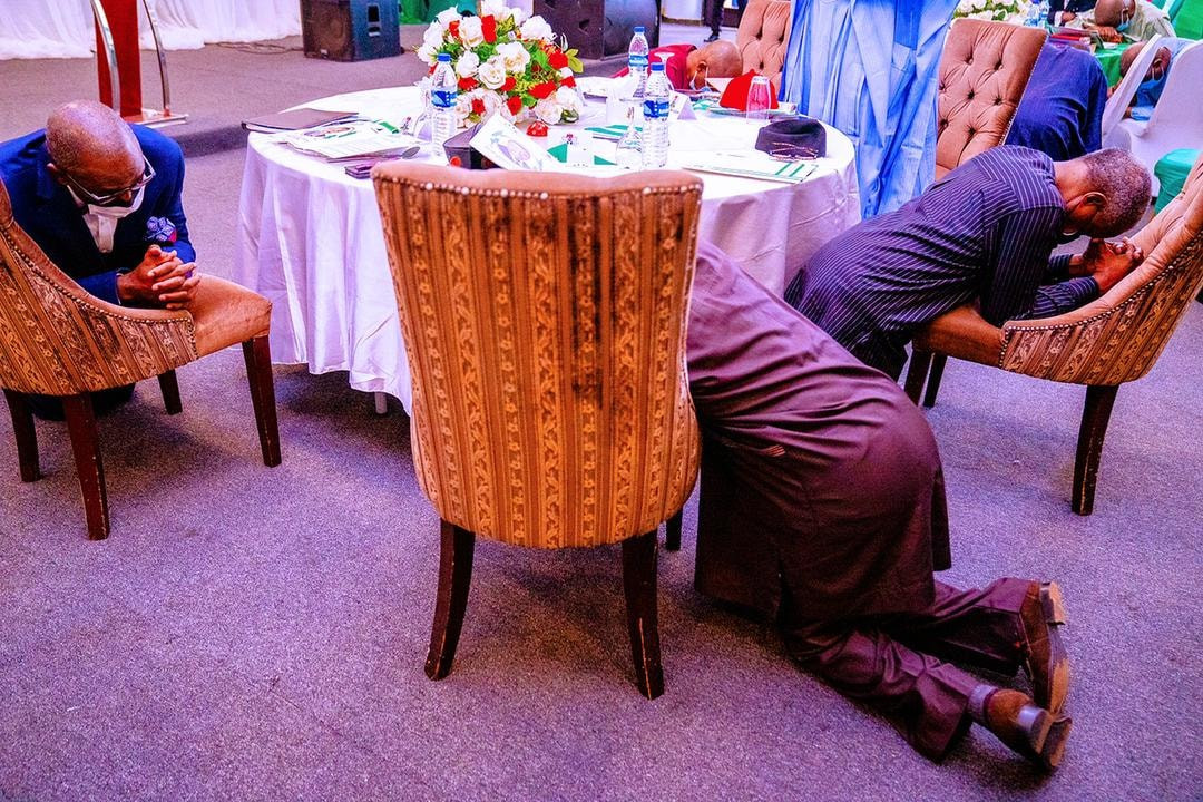Osinbajo attends National Prayer Breakfast meeting in Abuja (photos)