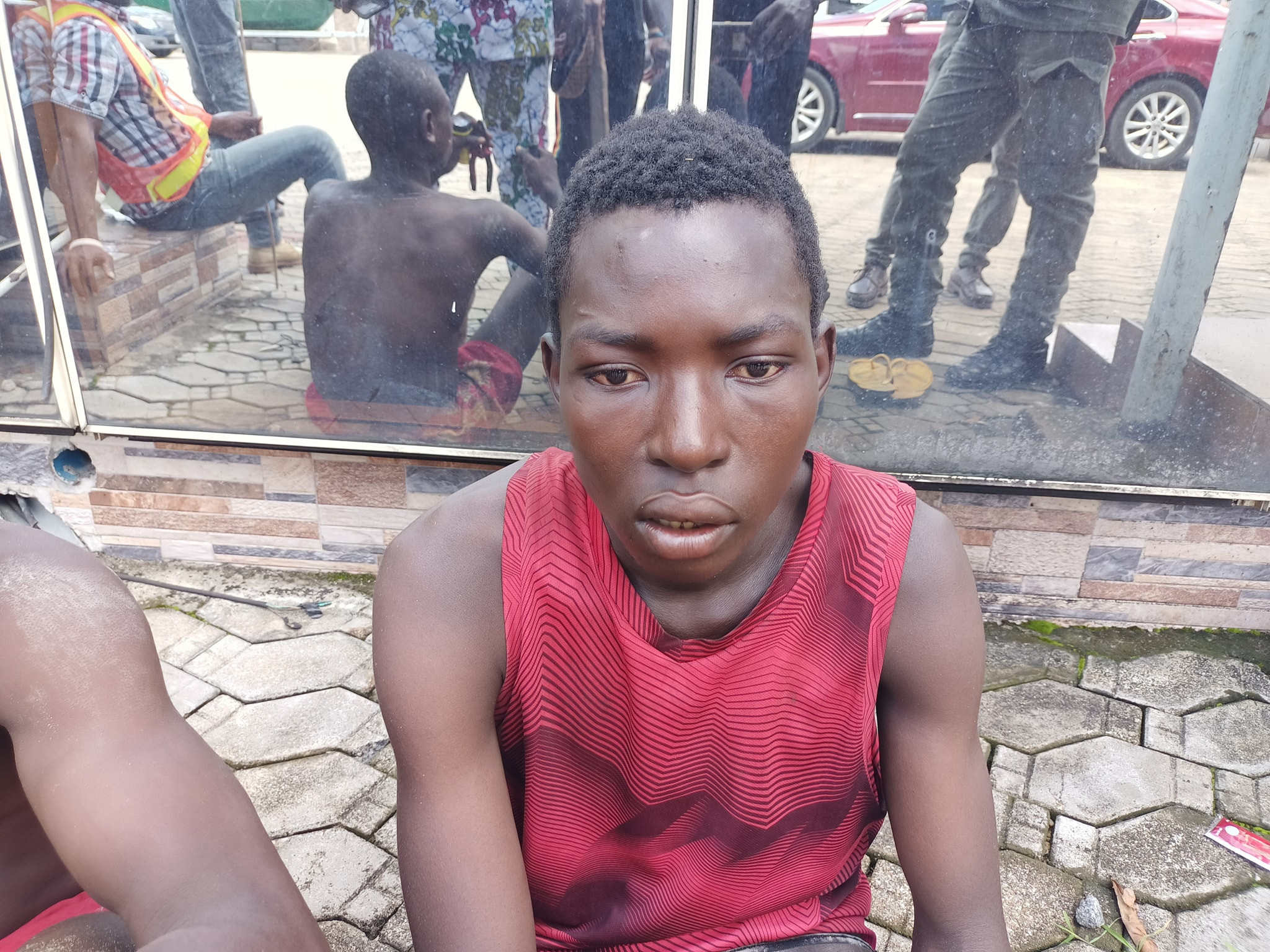 17-year-old suspected cultist arrested for burglary, theft in Bayelsa