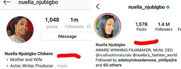 Nuella Njubigbo removes Tchidi Chikere