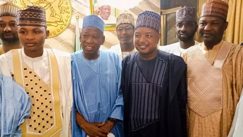 Governors, ministers, lawmakers attend wedding of AGF, Abubakar Malami