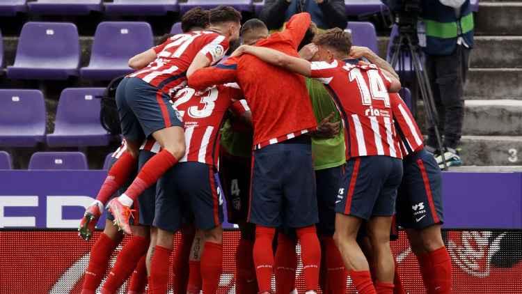 Atletico Madrid win LaLiga Santander 2020/21 title (photos)