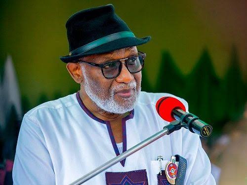 Count me out of agitation for Yoruba nation ? Akeredolu