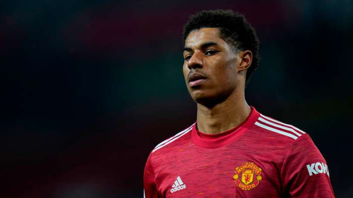 Marcus Rashford refuses to rule out exit from Manchester United