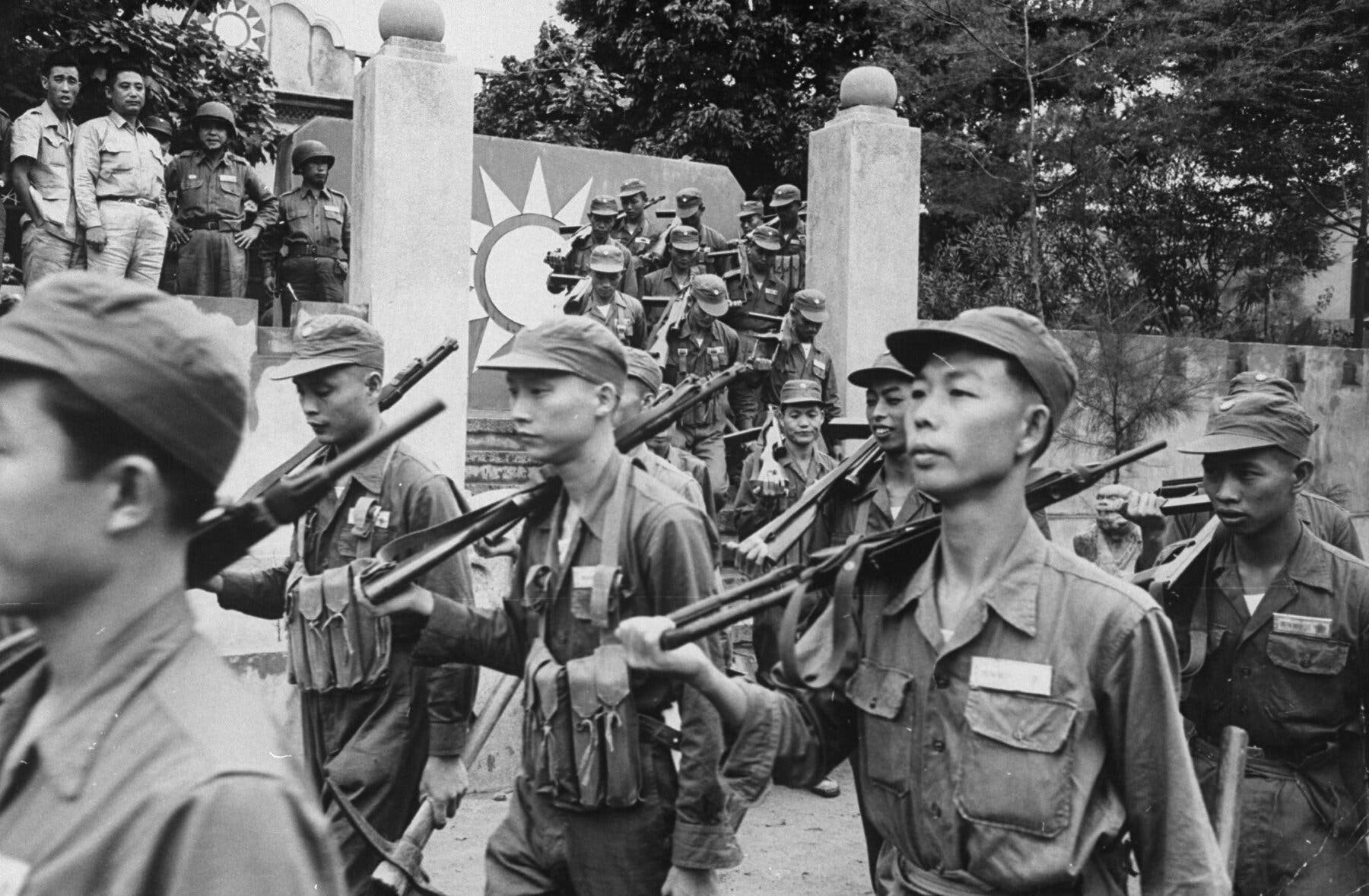 Leaked documents show US considered using nuclear weapons against China to defend Taiwan in 1958