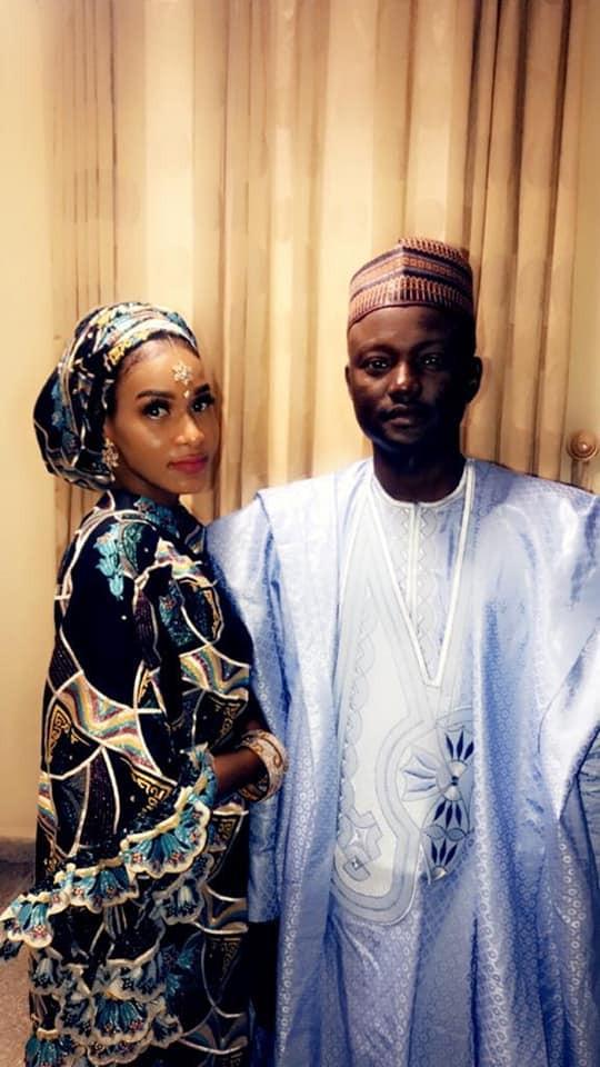 Photos from the wedding of Emir of Kontagora