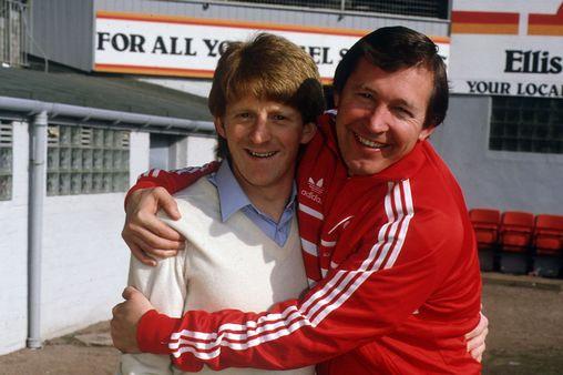 Sir Alex Ferguson once gave players