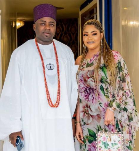 Lagos monarch, Oba Elegushi, and first wife celebrate 18th wedding anniversary