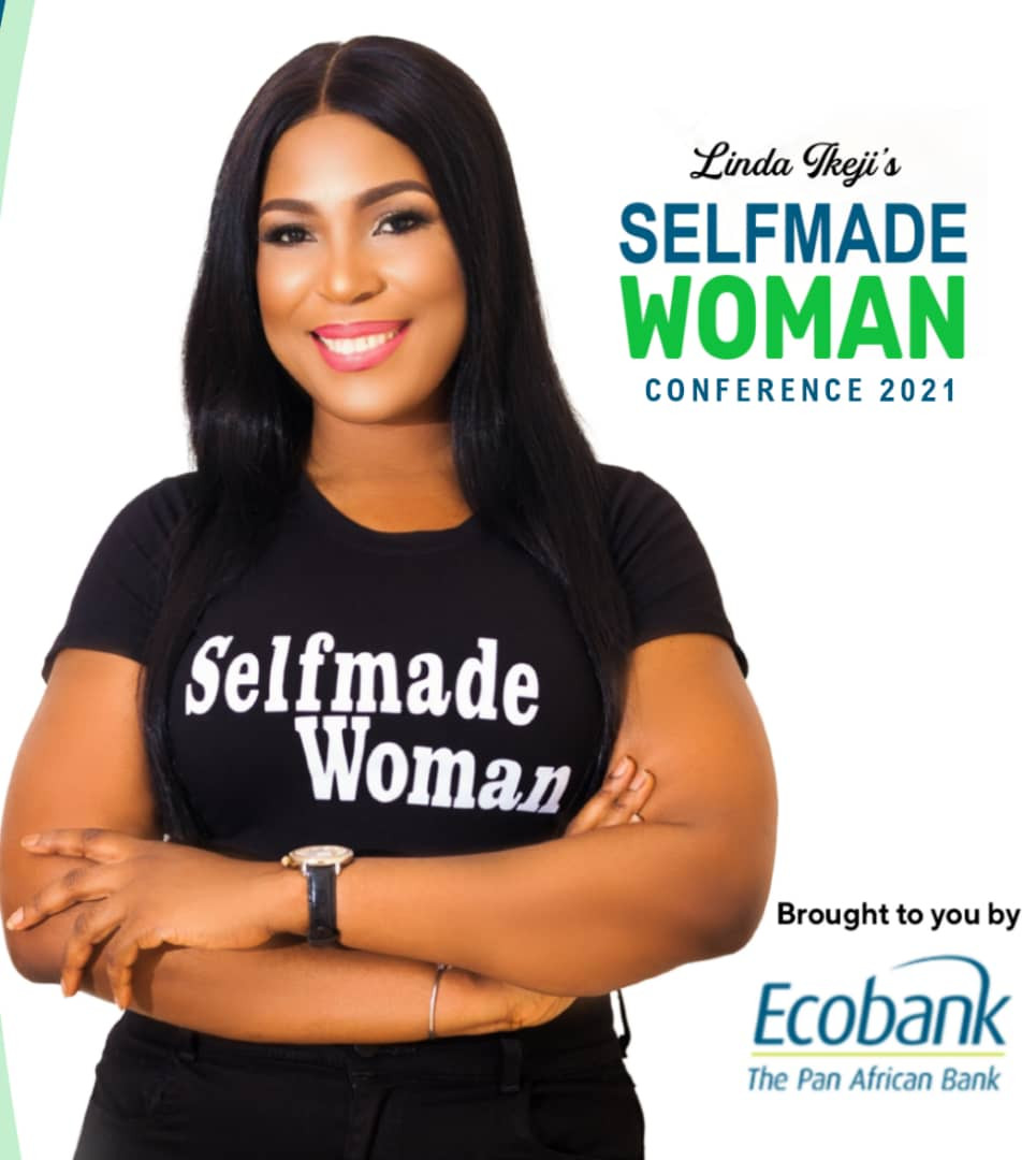 Linda Ikeji partners with Ecobank to empower young ladies with 'Selfmade  Woman Conference 2021' in June