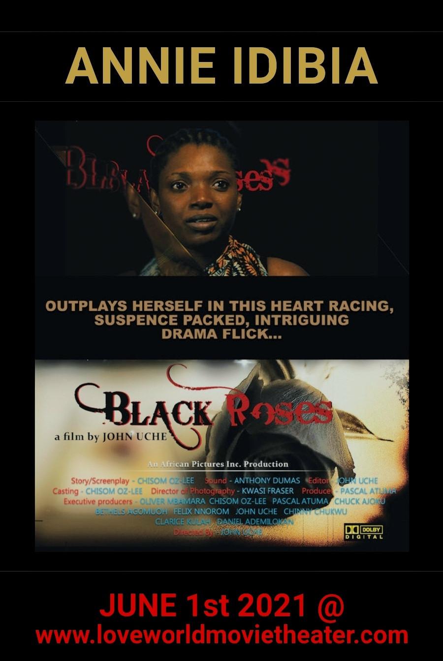 Black Roses... Coming June 1st 2021