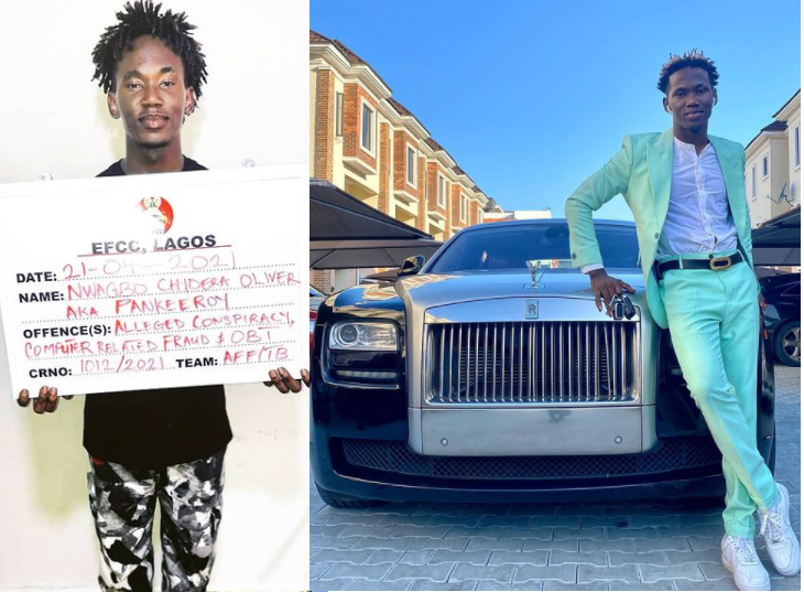 Instagram comedian, Pankeeroy explains why he was arrested by EFCC after regaining freedom