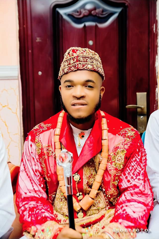 Photos from the traditional wedding