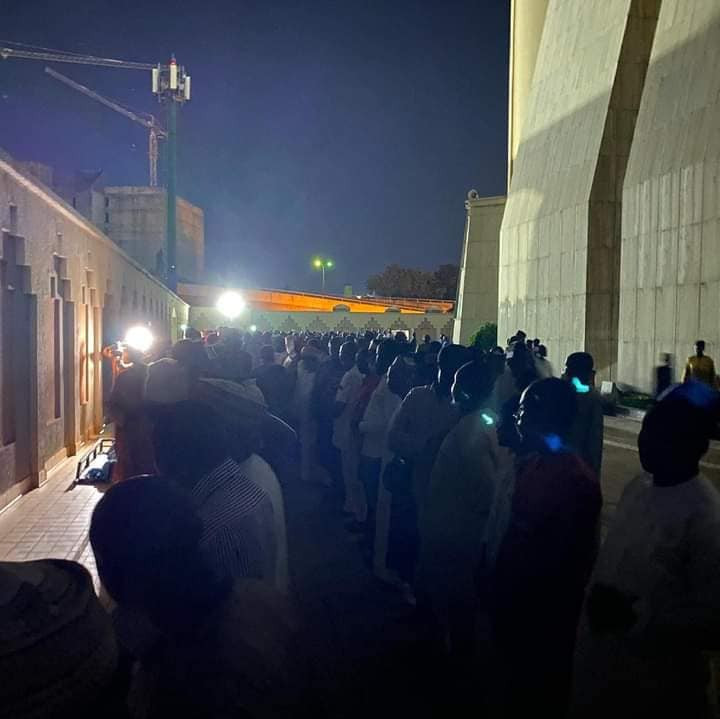 Ex-presidential aide, Ahmed Gulak, buried in Abuja (photos/video)
