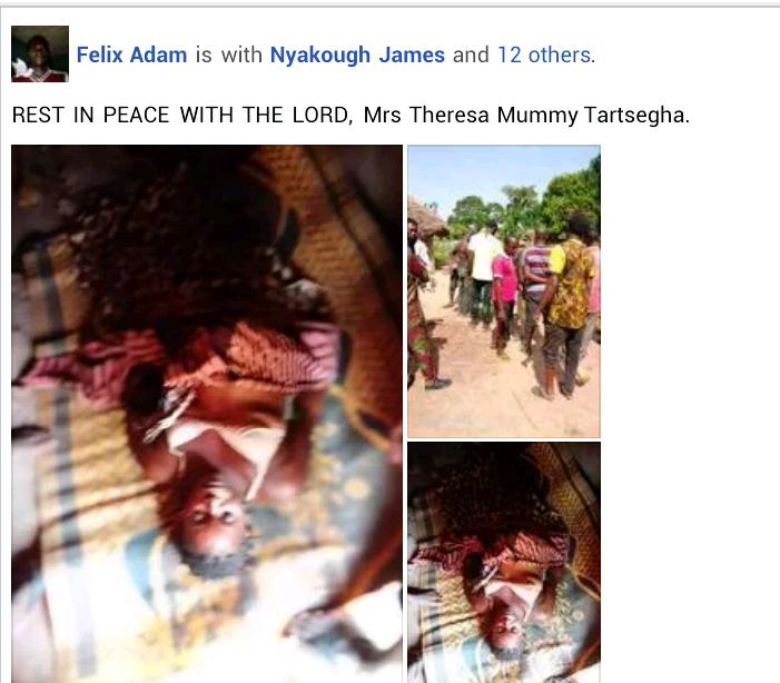 Suspected Fulani herdsmen kill pregnant woman in Nasarawa
