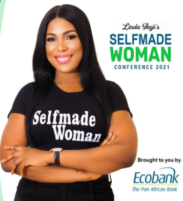Linda Ikeji and ECOBANK to empower young ladies with