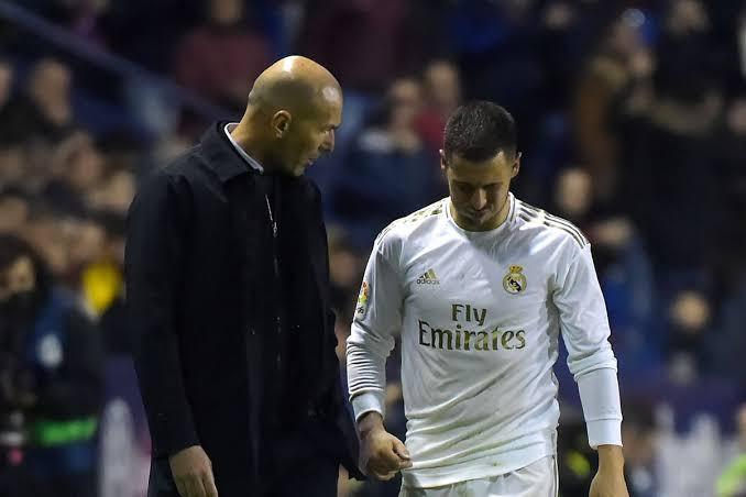 Eden Hazard addresses his future at Real Madrid amid Chelsea return rumours