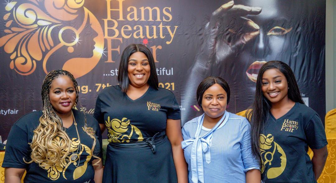 #HAMSBEAUTYFAIR! World Class Beauty Fair makes its debut this August, Unveils Esther Biade as brand ambassador