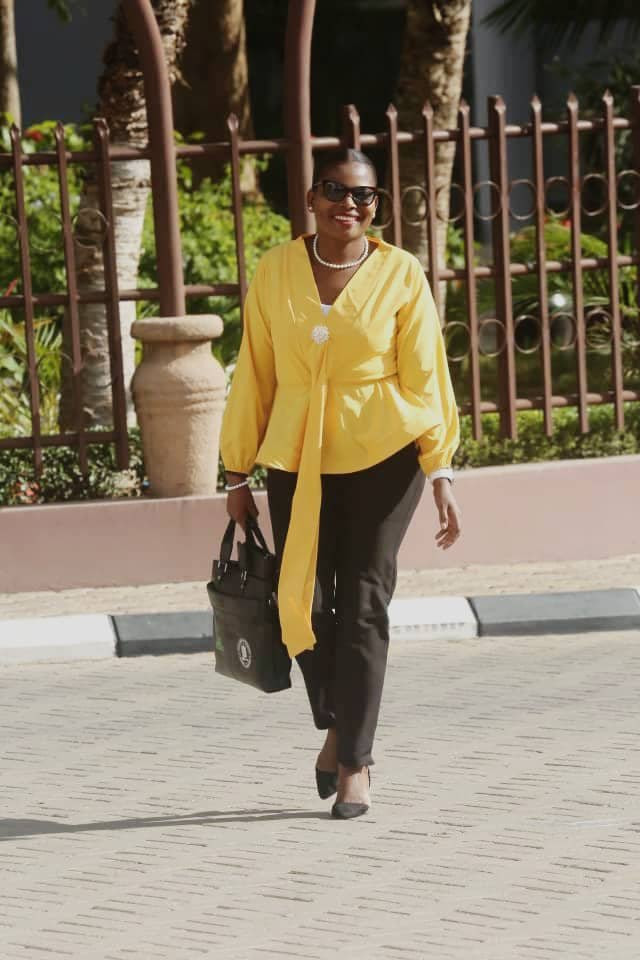 Tanzania government releases dress code guidelines for public servant after an MP was sent out of Parliament for wearing trousers