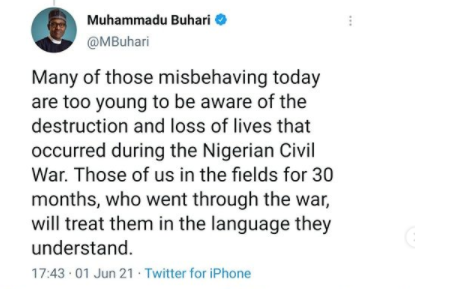 Ohaneze Ndigbo Youth Council petitions UK and US over President Buhari