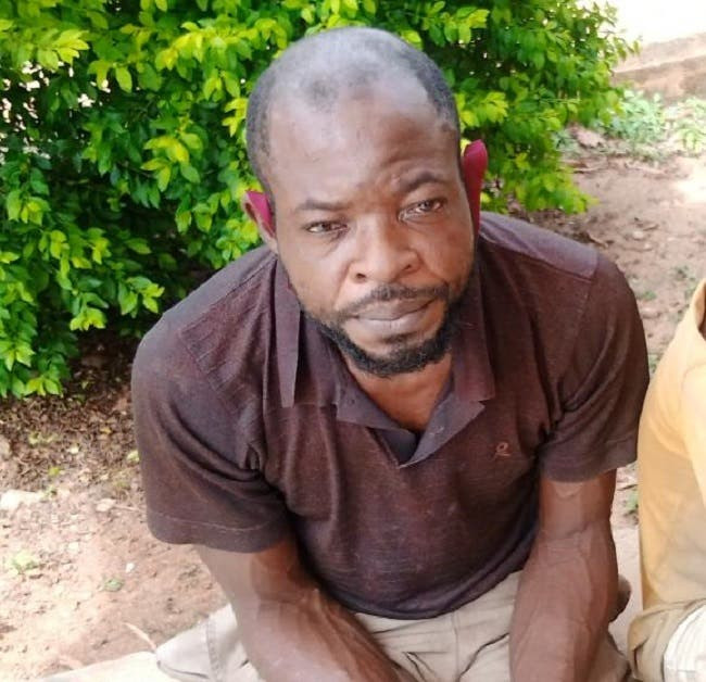 Man,35, arrested for allegedly raping his neighbour