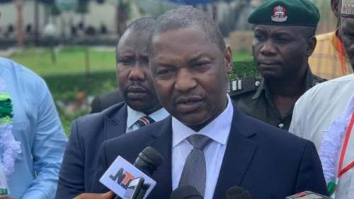 I never asked President Buhari to suspend the constitution- Malami