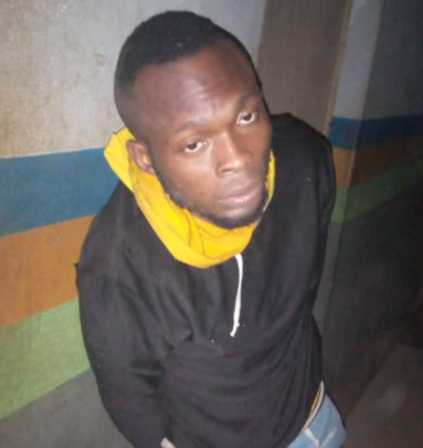 Former staff arrested inside water tank after burgling his boss