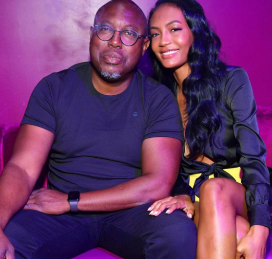 Simon Guobadia claims estranged wife Falynn cheated on him and is now pregnant with another man