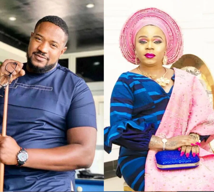 """""""Buying car and owing"""" Crossdresser, Michelle Page, calls out actor, Mofe Duncan, who recently bought a car; he responds"""