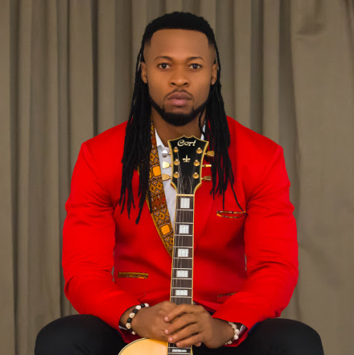 Flavour reacts to questions about him singing gospel songs yet grinding against curvy women in music videos