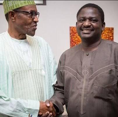 Nigeria needs a leader with iron fist like Buhari, Femi Adesina writes