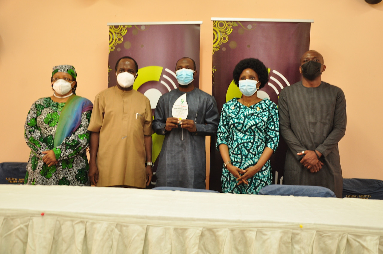 COVID-19: 9mobile Celebrates Health Workers at National Hospital Abuja