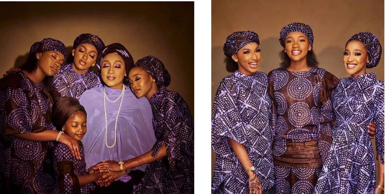Stunning photos of President Buhari
