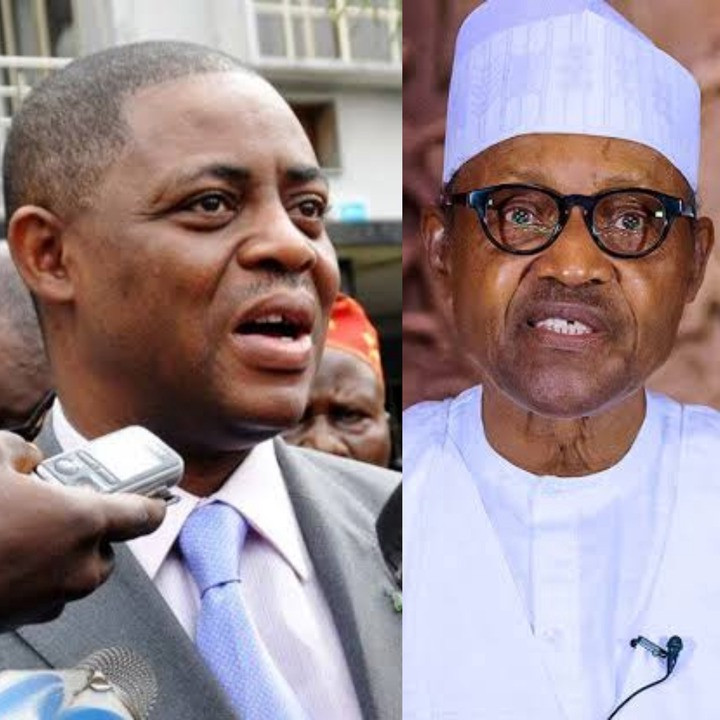"""""""Whoever advised you to suspend Twitter in Nigeria is your biggest enemy"""" - FFK tells President Buhari"""