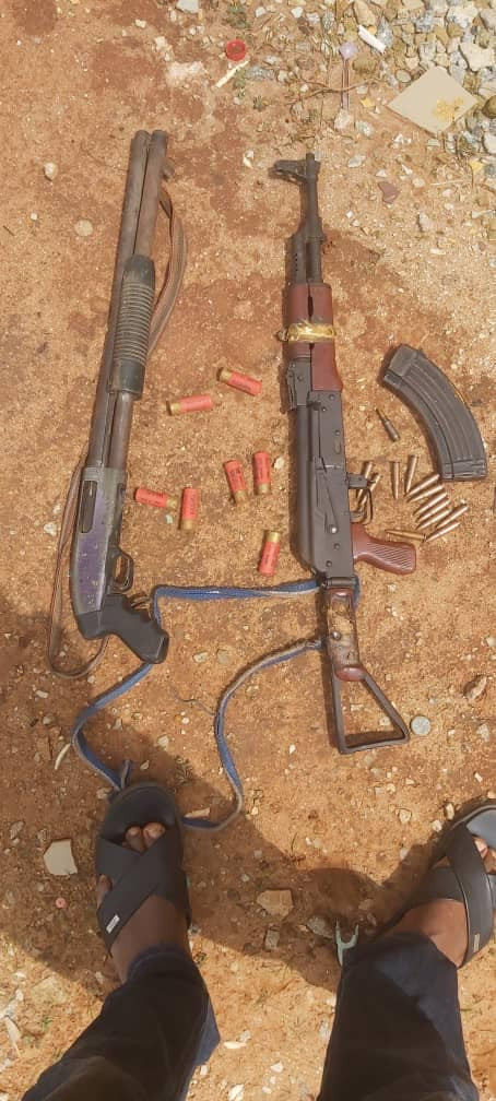 Police kill six suspected kidnappers in gun duel, arrest 4 armed robbers in Delta