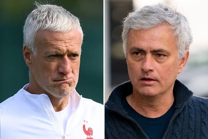 France coach Didier Deschamps mocks Jose Mourinho over sacking as Tottenham manager