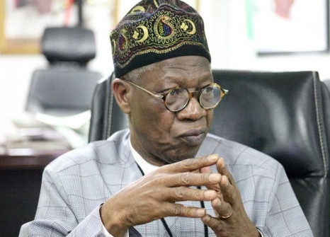 Malami made it clear anybody who violates the Twitter regulation will be prosecuted- Lai Mohammed speaks on Adeboye disclaimer